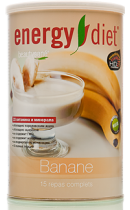 Energy Diet коктейль «Банан»
