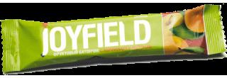 Joyfield фруктовый батончик с абрикосом и яблоком
